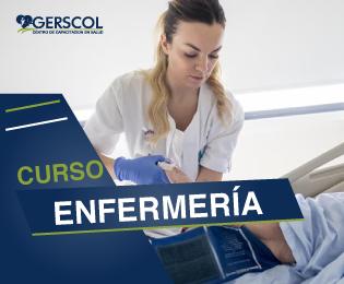 Gerscol, Curso Enfermería