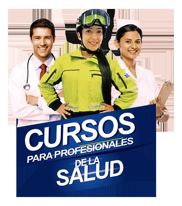 Gerscol, Cursos para Profesionales de la Salud