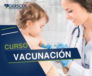 Gerscol, Curso de Vacunación
